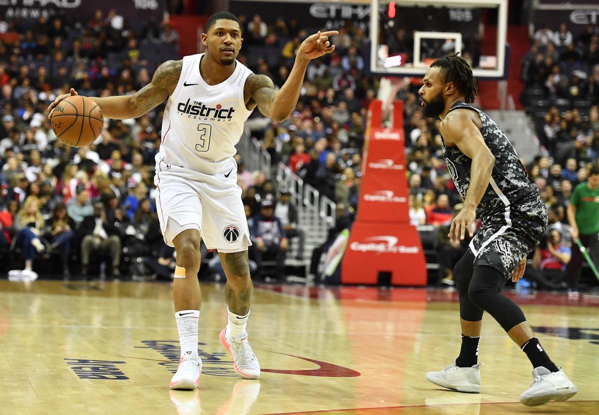 """""""Вашингтон"""" одолел """"Сан-Антонио"""" в центральном матче дня НБА / Reuters"""