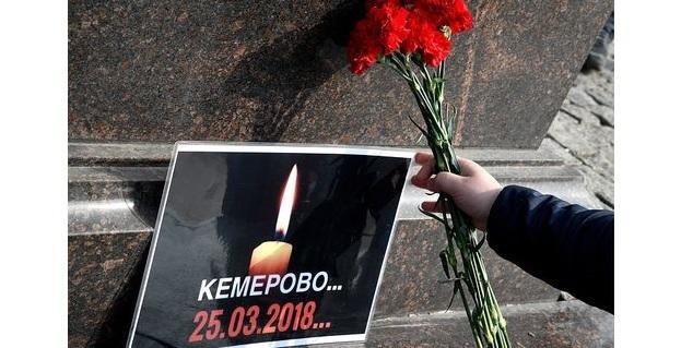 Кемеровчані попросили побудувати на місці згорілого ТРЦ каплицю / blagovest-info.ru