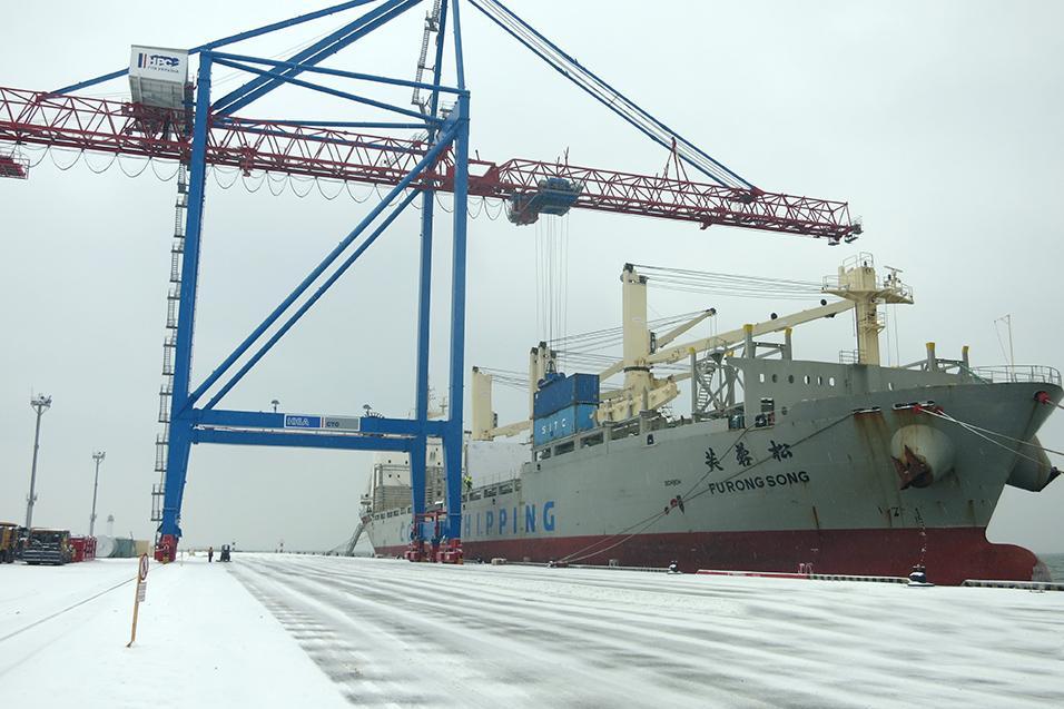 НАБУ завершило расследование масштабных хищений в АМПУ / фото port.odessa.ua