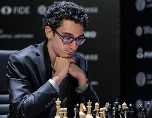 Каруана оспорит ахматную корону с Карлсеном в ноябре / СпортОнлайн