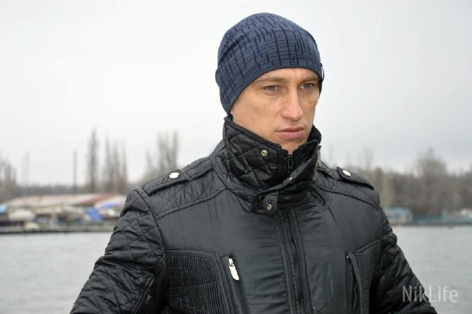 Андрій Білоус після закінчення футбольної кар'єри пішов працювати в поліцію / NikLife