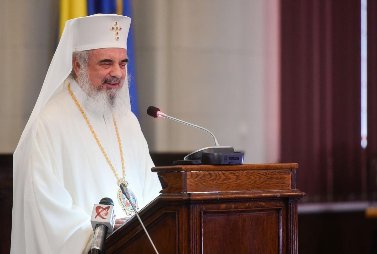 Патриарх Даниил канонизировал двух румынских святых / basilica.ro