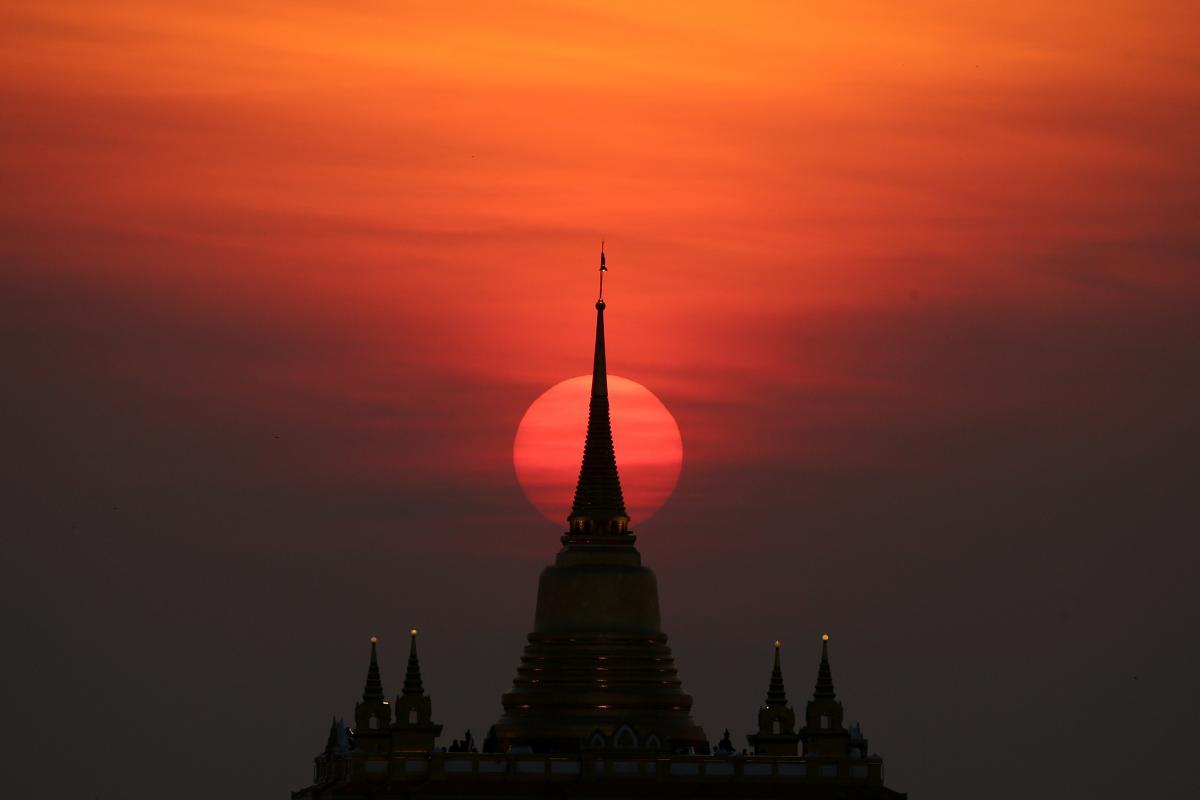 Большой дворец в Бангкоке, Таиланд / REUTERS