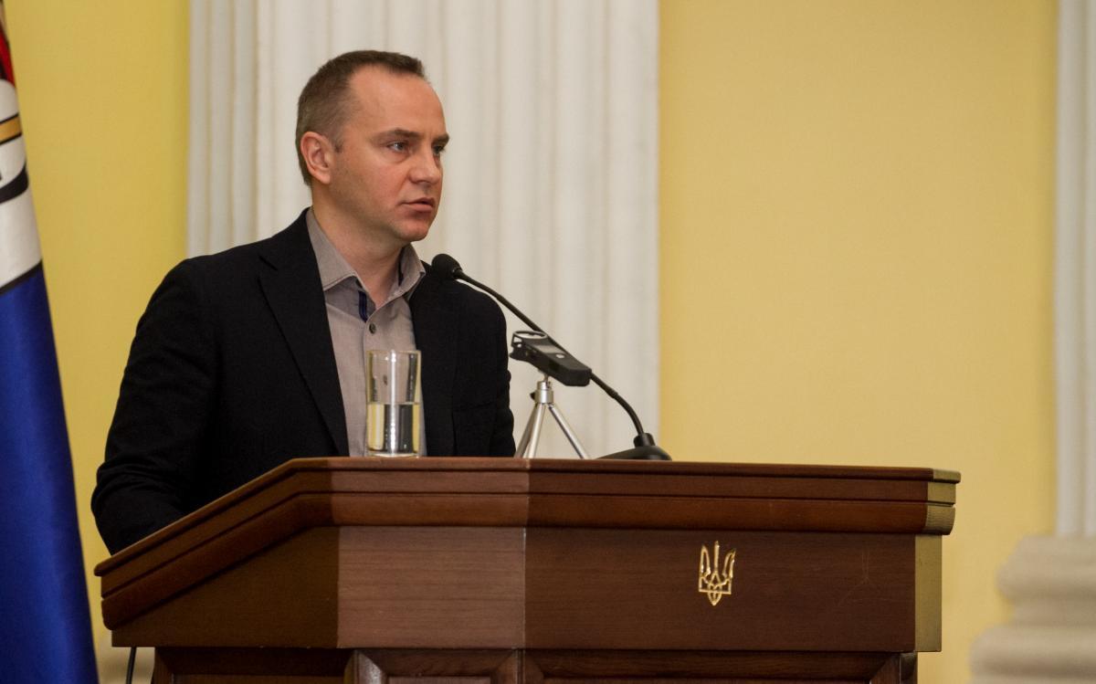 По словам Свистунова, работа над разработкой этого документа длится уже не один год / фото kyivcity.gov.ua