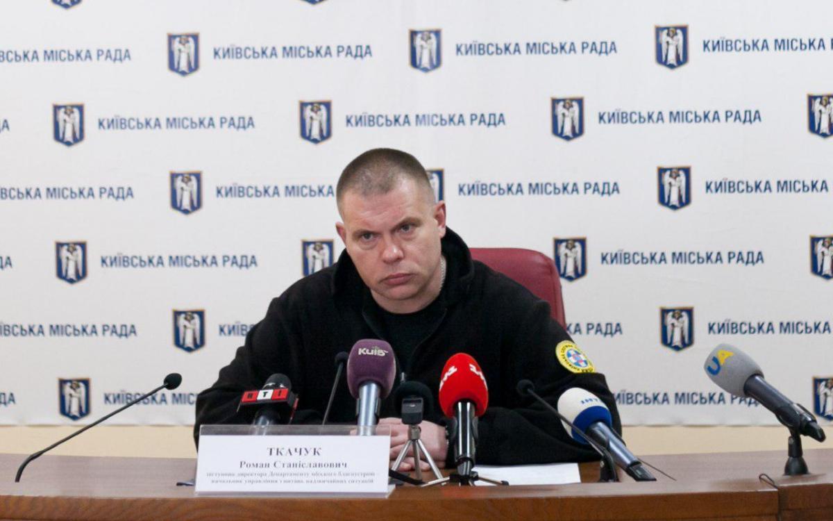 ТРЦ Києва чекає перевірка / фото kyivcity.gov.ua