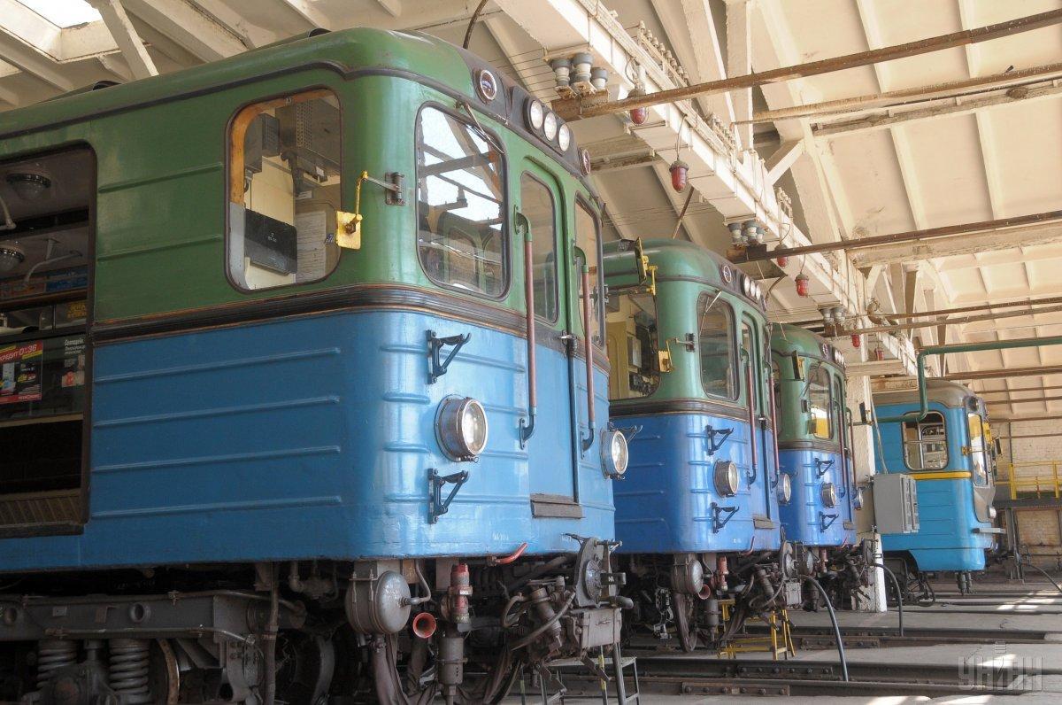 Стоимость проезда в метро вырастет до 5 грн / фото УНИАН