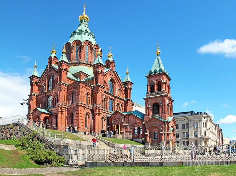 Успенський собор у Гельсінкі / guide.travel