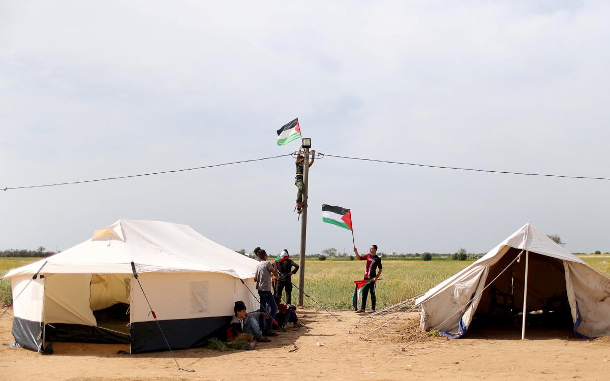 Совбез ООН призвал избежать дальнейшей эскалации насилия вСекторе Газа
