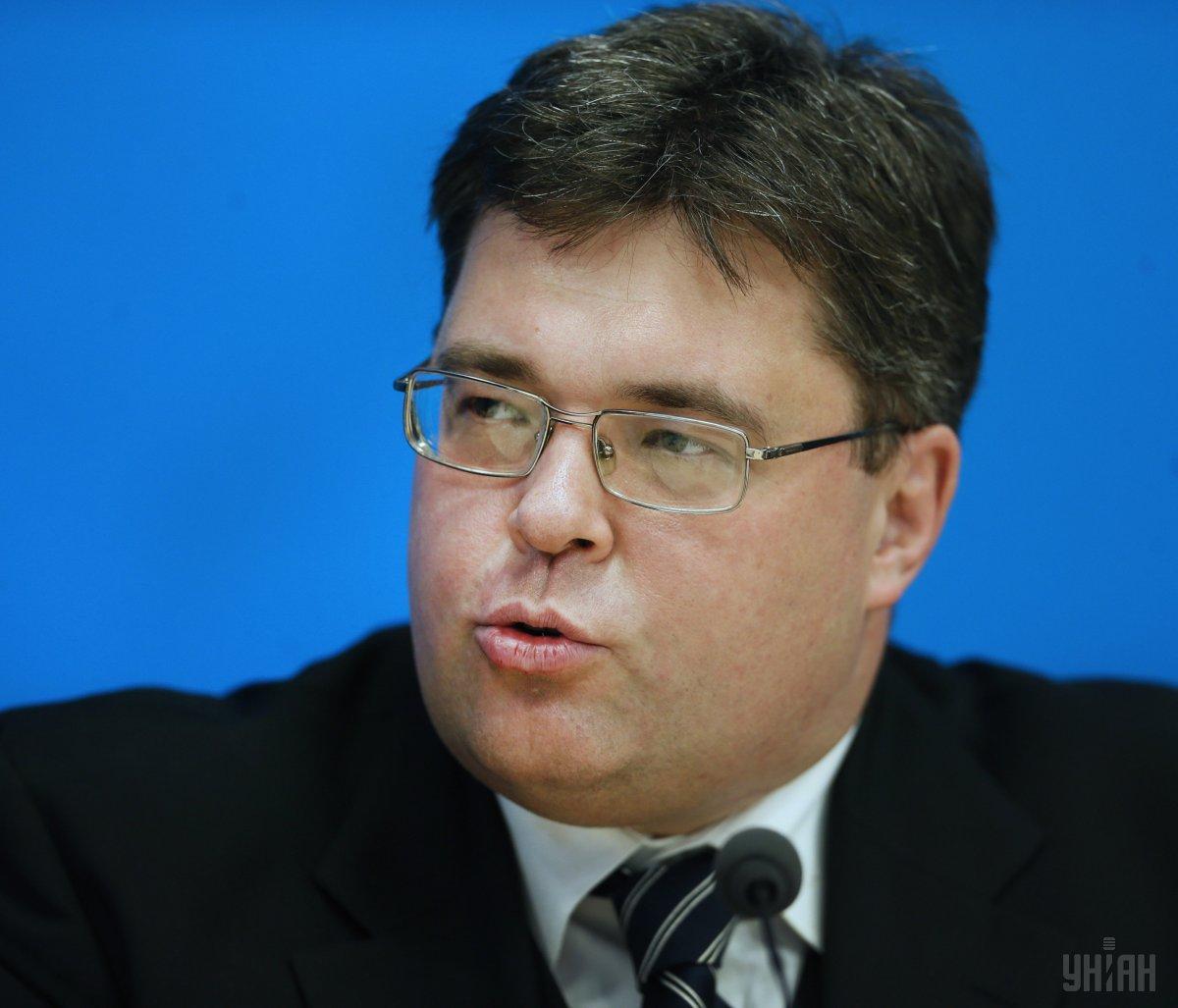 Харченко:   Украина обязана сделать все возможное, чтобы Европарламентом и Еврокомиссией было принято решение о применении к «Северному потоку-2» Третьего энергопакета / Фото УНИАН