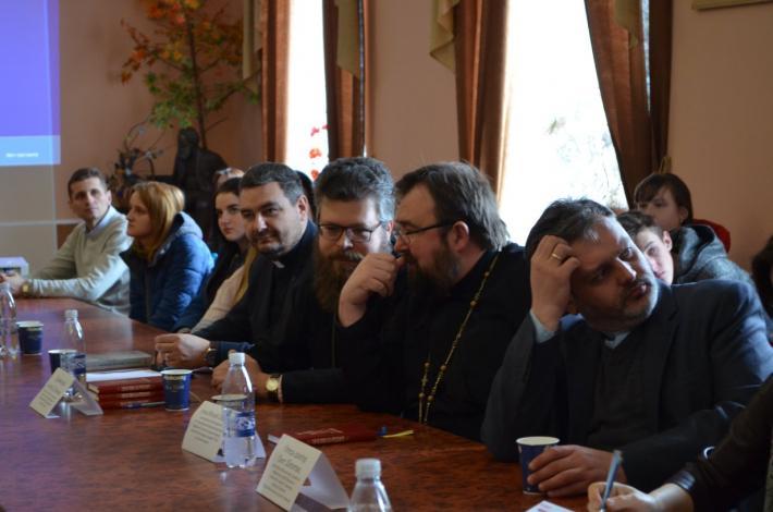 «Активная деятельность Церкви и общества ради всеобщего примирения» / news.ugcc.ua