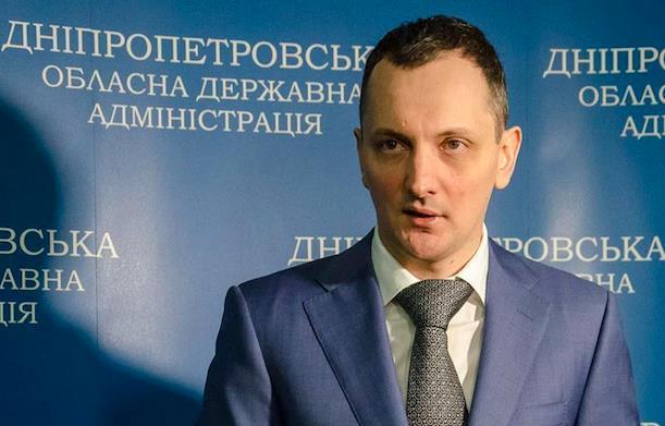 Радник голови Дніпропетровської ОДА Юрій Голик