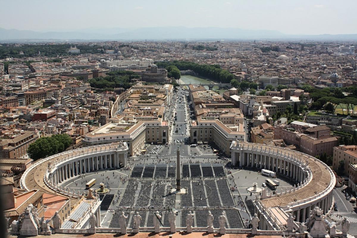 Ватикан / potovanja.over.net, иллюстративное фото