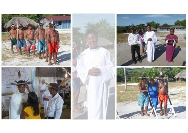 Бразилия: первый священник из автохтонного племени баніва / ru.radiovaticana.va