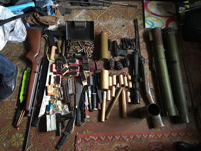ВОдесі місцевий житель продавав бандитам зброю табоєприпаси зАТО