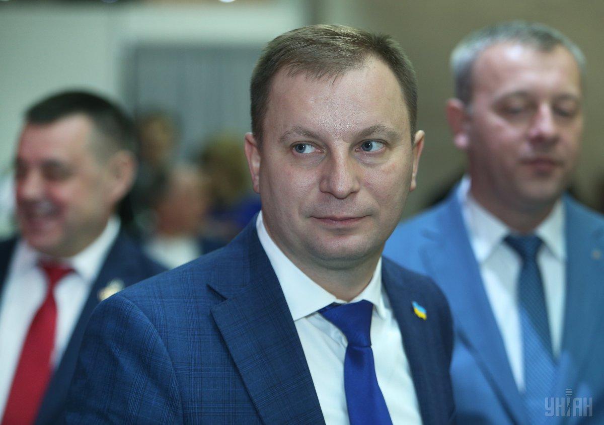 Голова Тернопільської ОДА Степан Барна / фото УНІАН