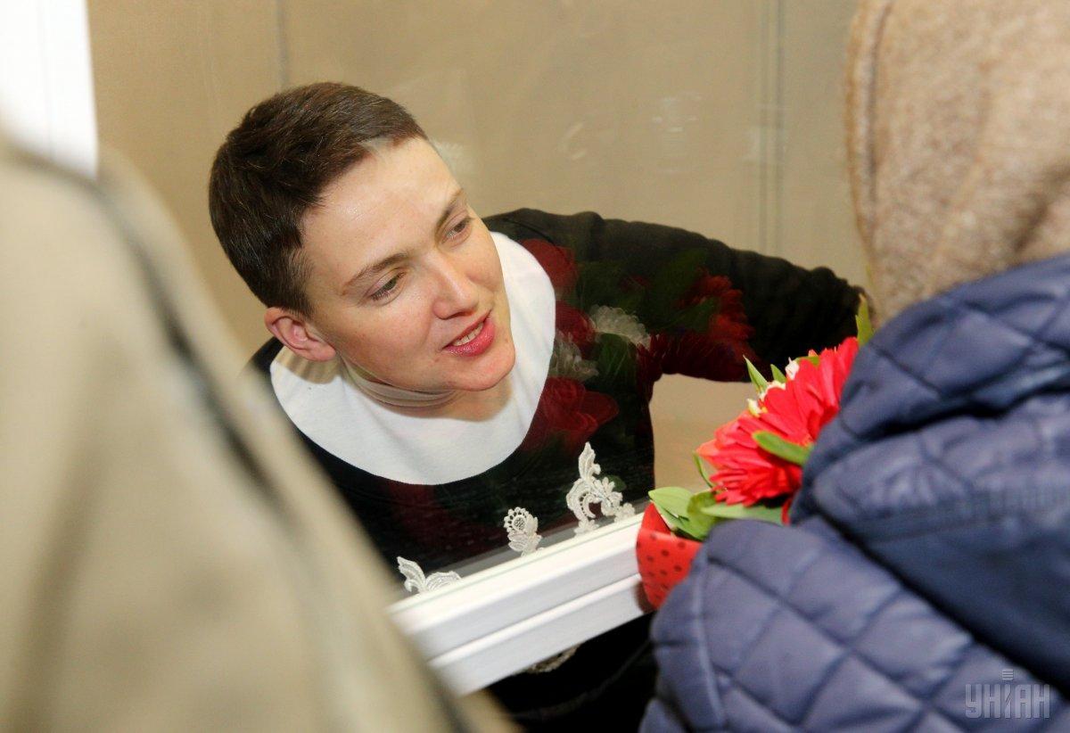 Рада лишила Савченко неприкосновенности