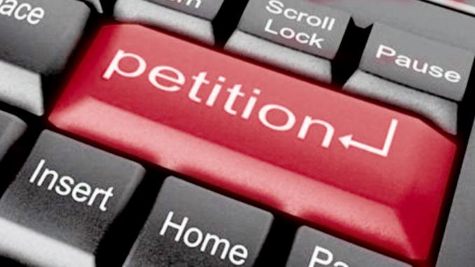 Видалено петицію на захист традиційних сімейних цінностей / pokrov.world