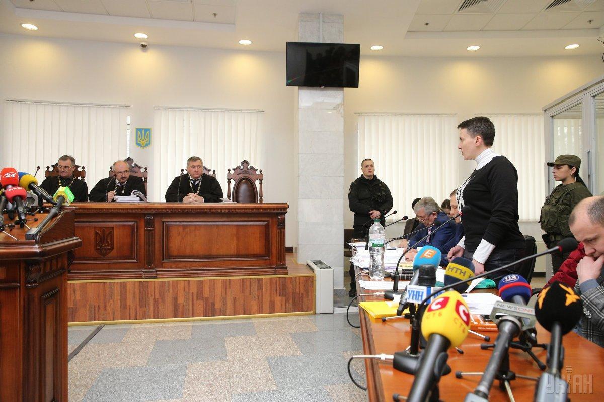 Адвокаты Савченко проиграли апелляцию / фото УНИАН