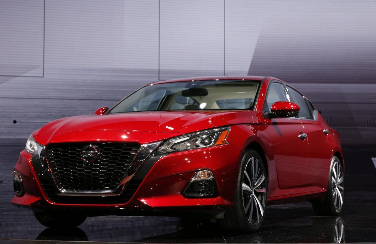 Автосалон вНью-Йорке представил «Всемирный автомобиль года»
