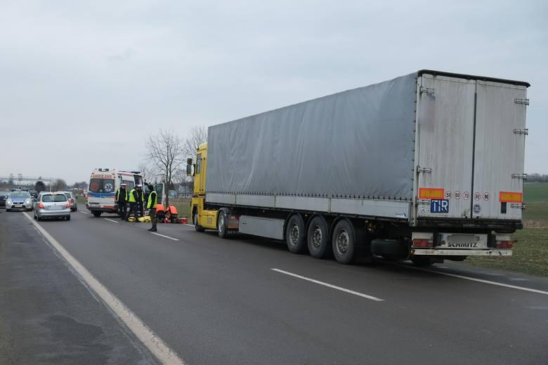 Мужчина погиб в результате ДТП / фото nowiny24.pl