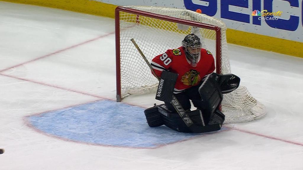 Бухгалтер Фостер провів на льоду 14 хвилин у матчі НХЛ / NHL.com