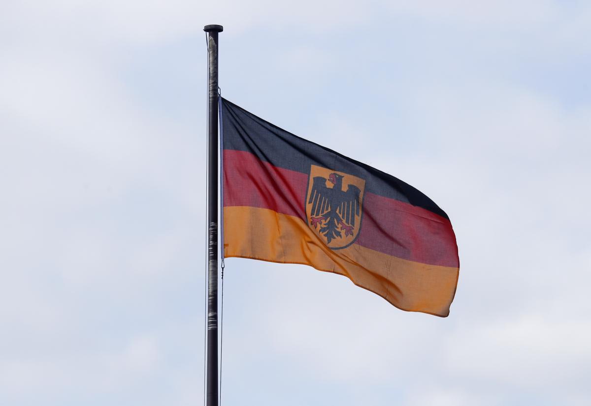 Флаг Германии, иллюстрация / REUTERS