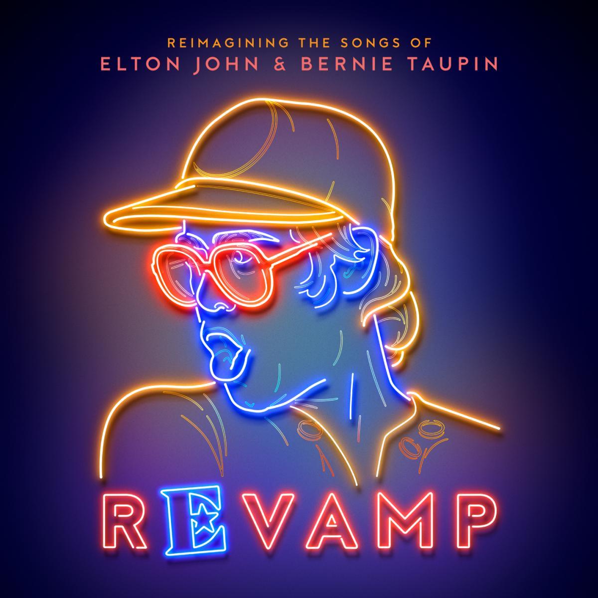 Обложка альбома Revamp