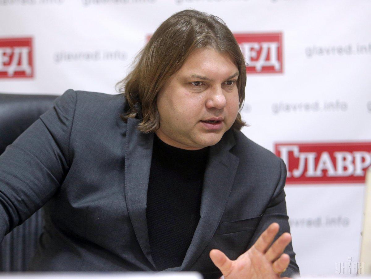 Росс считает, что никакие усилия действующего президента Владимира Зеленского не помогут решить этот вопрос / УНИАН