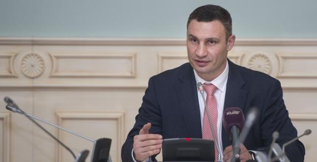 Кличко отчитался о доходах за прошлый год / фото kyivcity.gov.ua