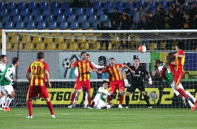 """""""Зірка"""" та """"Олександрія"""" сьогодні голів один одному не забивали / ua-football.com"""