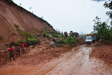Не менше 20 людей загинули в результаті шторму на Мадагаскарі