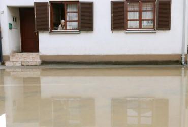 Європа потерпає від повеней