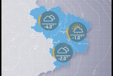 Прогноз погоды в Украине на среду, день 21 марта