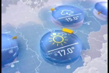 Прогноз погоды в Украине на четверг, 22 марта