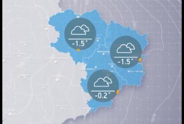 Прогноз погоды в Украине на пятницу, день 23 марта