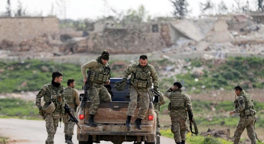 Турция установила контроль над регионом Африн в Сирии