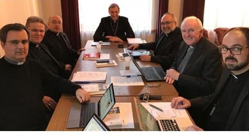 В Риге состоялась первая встреча Комиссии Совета Епископских Конференций Европы «Евангелизация и культура»
