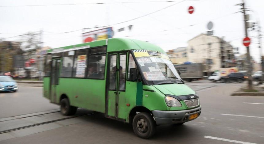 В Украине запретят маршрутки, переоборудованные из грузовых транспортных средств