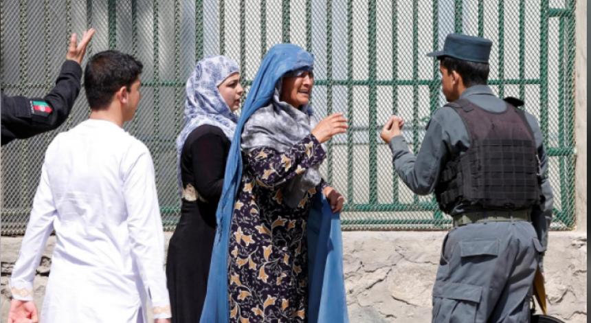 В Кабуле в результате теракта в мечети убиты не менее 30 человек