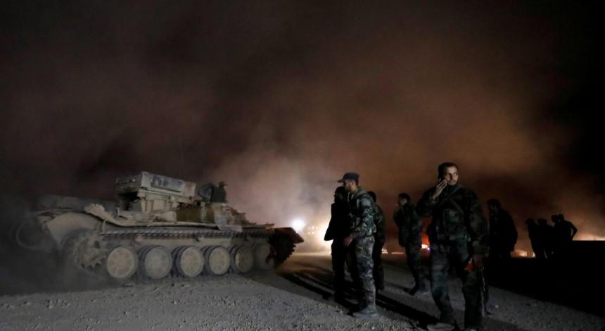 Авіація США здійснила удар по російських бійцях і війську Асада в Сирії - ЗМІ