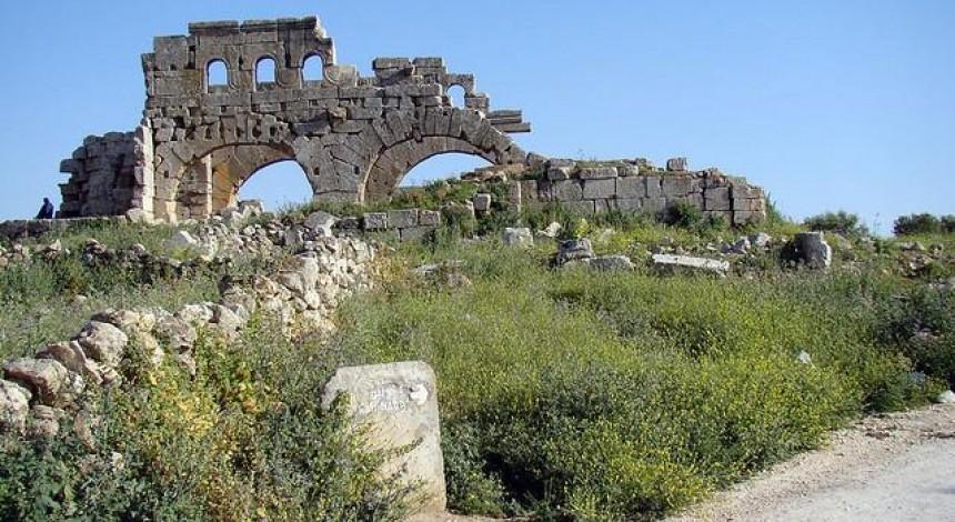 Руины древних христианских церквей пострадали от авиаудара турецких ВВС