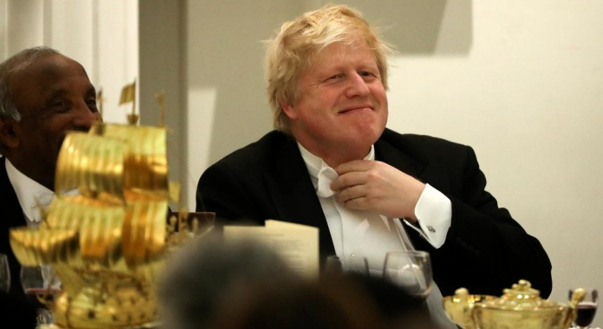 Boris Johnson hints at tougher action against Russian oligarchs – media