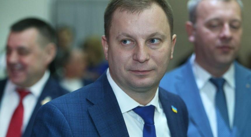Барна закликав керівників РДА та органів місцевого самоврядування зосередитись на боротьбі з тіньовими процесами в економіці області (відео).