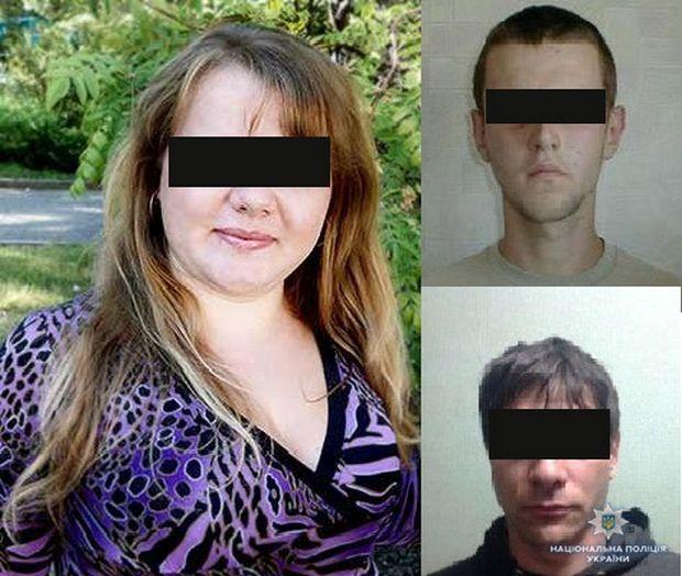 Группа злоумышленников состояла из трех человек / фото hm.npu.gov.ua