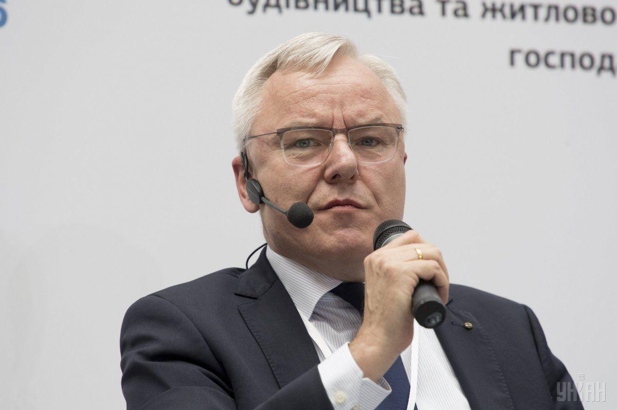 Питер Вагнер прокомментировал споры между САП и НАБУ / фото УНИАН