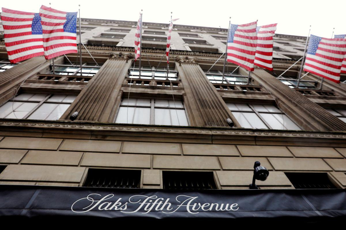 Saks Fifth Avenue / REUTERS