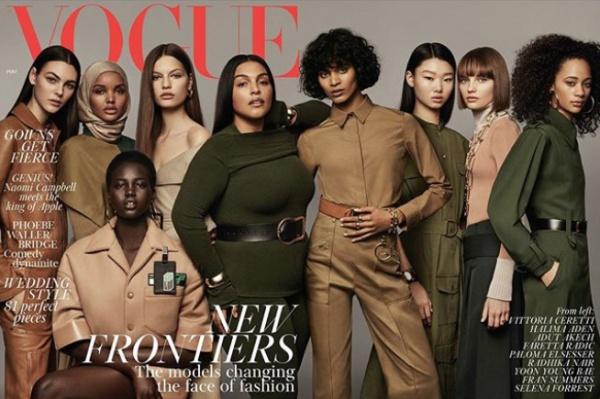 Обложка майского журнала Vogue / islam-today.ru