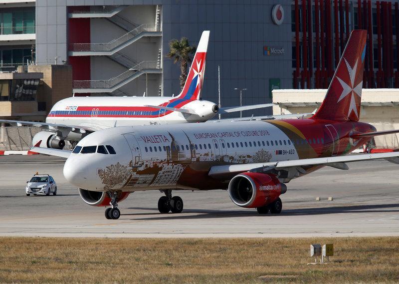 Мальтійська авіакомпанія з 19 червня відновить польоти до Києва