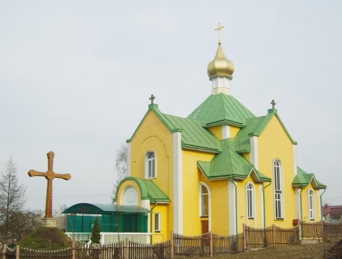 Церковь Пресвятой Троицы в Тернополе / shukach.com