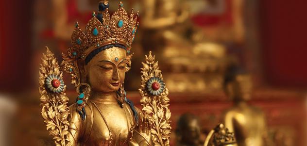 У США проходить виставка буддійського мистецтва Тибету / savetibet.ru